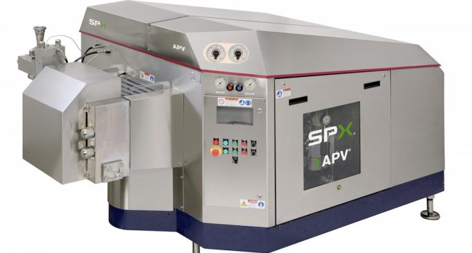 SPX Homogenizers Mixing Performance and Design for Maximum Efficiency