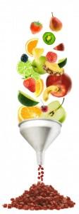 Taura Funnel fruit