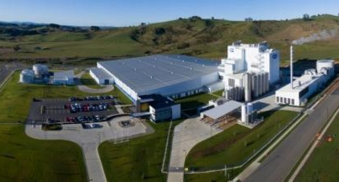 GEA Infant Formula Plant For Yashili Starts Production in New Zealand