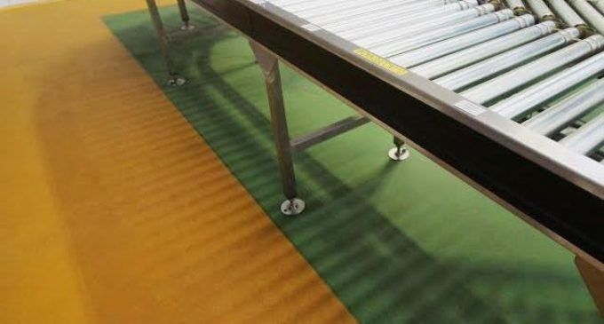 Durable Resin Flooring For Snack Foods