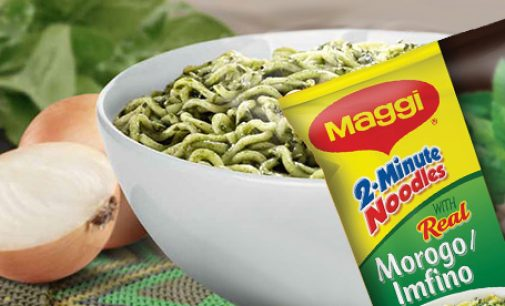 Maggi Launch Supports South Africa's Healthy Heritage Vegetable 'Morogo'
