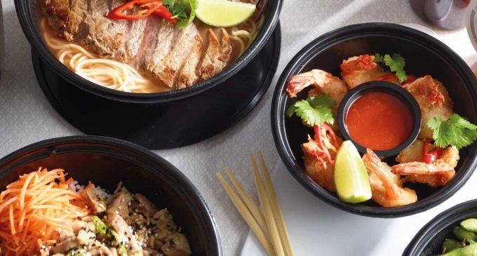 Wagamama Commissions Pearlfisher to Create New Takeaway Experience