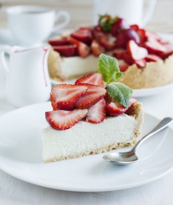 Strawberry cheesecake_Shutterstock_AnjelikaGr
