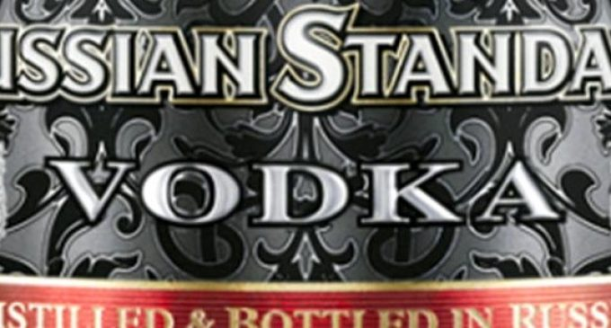 William Grant & Sons UK Adds Russian Standard Vodka to Premium Spirits Portfolio