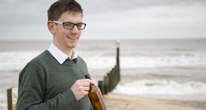 Adnams and O-I create the lightest branded beer bottle in UK