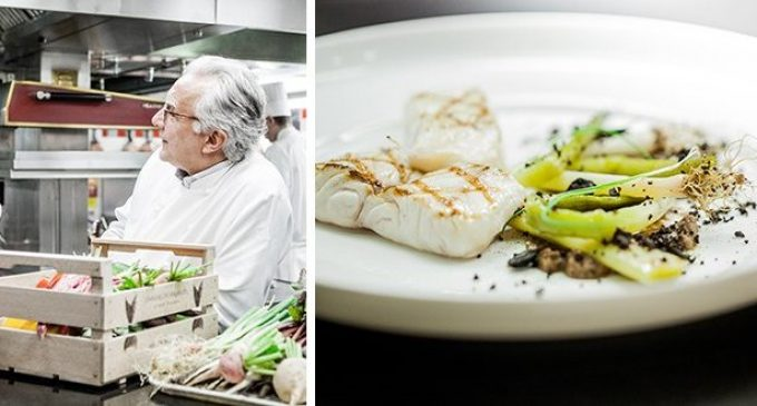 Alain Ducasse and Elior Group Form Strategic and Culinary Partnership