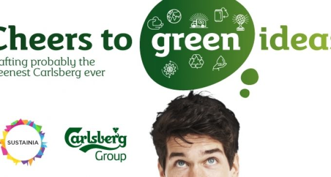Winners of Carlsberg's Cheers to Green Ideas Competition