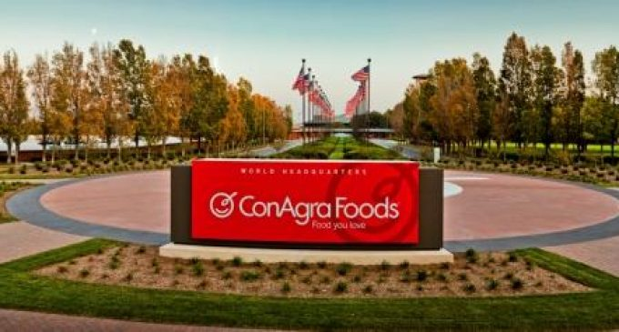 ConAgra Foods to Spin Off Lamb Weston Business