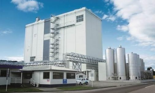 World's First Earthquake Proof Whole Milk Drying Plant by GEA For Fonterra Starts Production