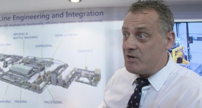 "Video Interview with Phil Waters, Gebo Cermex,  who talks about the benefits of ""simultaneous engineering"""