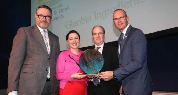 Glanbia Ingredients Ireland Wins Bord Bia Sustainability Award 2015