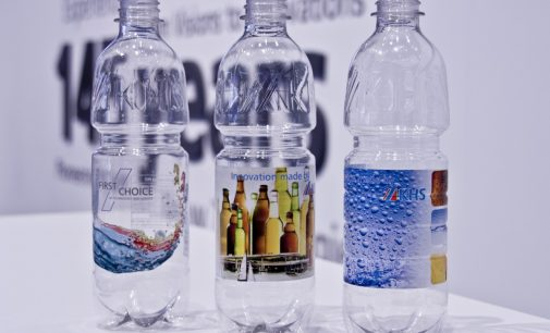 Brazilian water bottler began using lightweight PET bottles