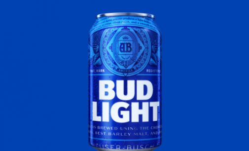 New design for Bud Light in 2016