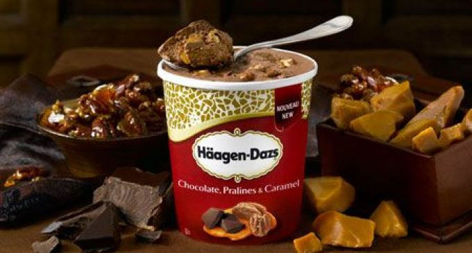 Dassault Systèmes helps Häagen-Dazs sell in France