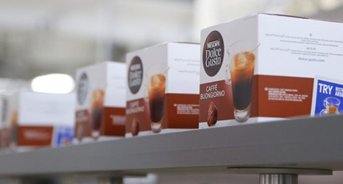 Nescafé Dolce Gusto Expands in Brazil