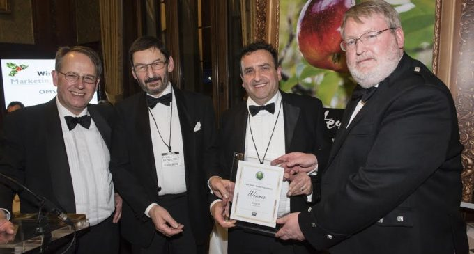 OMSCo Wins at Food and Farming Industry Awards