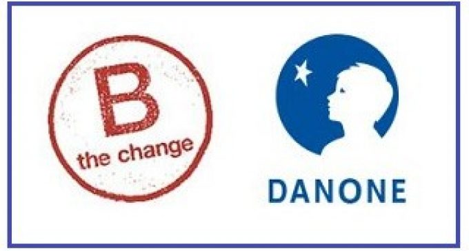 Danone and B Lab to cooperate