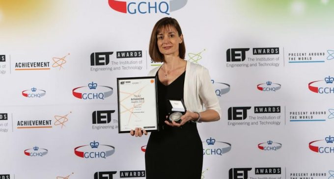 Domino Director Wins Prestigious Engineering Award