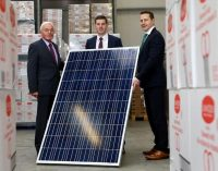 Solar Boost For Northern Ireland Food Producer