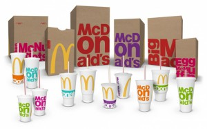 McDonald's-packaging