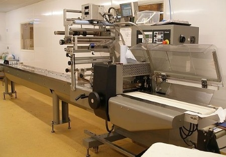 Ulma packaging is the choice for food company for Food bar manufacturers uk