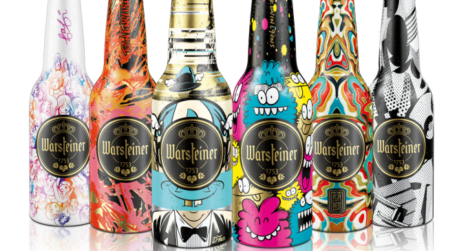 Art bottles by Ardagh win WorldStar award