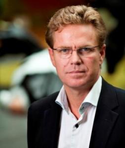 Peder Tuborgh, chief executive of Arla Foods.