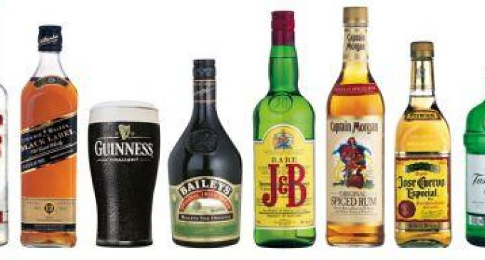 Diageo Delivers Strong First Half Performance