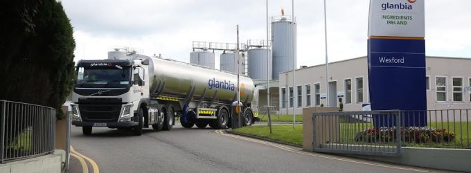 Glanbia to Sell 60% of Dairy Ireland