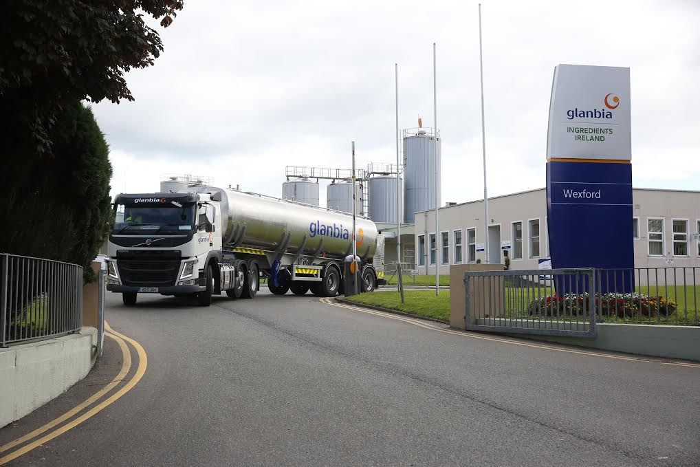 Glanbia to Create New €1.5 Billion Turnover Irish Dairy Business