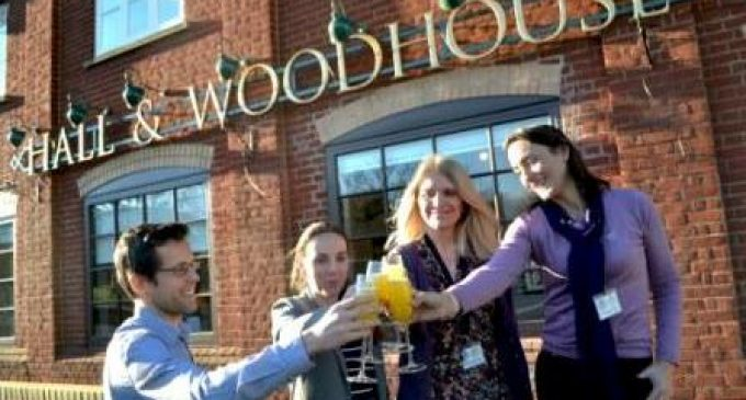 Hall & Woodhouse Partners With 'Together For Short Lives'