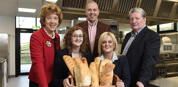 Northern Ireland Bakery and Snacks Businesses Encouraged to Grow through Innovation
