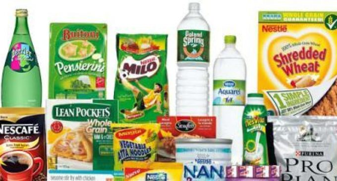Nestlé Delivers Organic Growth in Challenging Environment