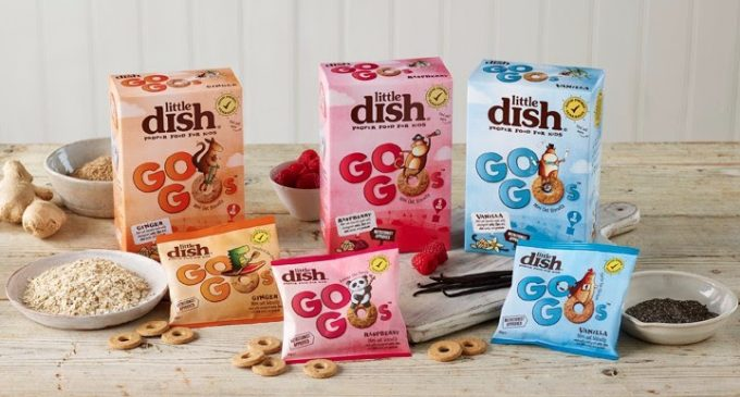 Pearlfisher Creates Little Dish Go Gos