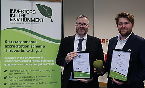Top Green Awards For Produce World