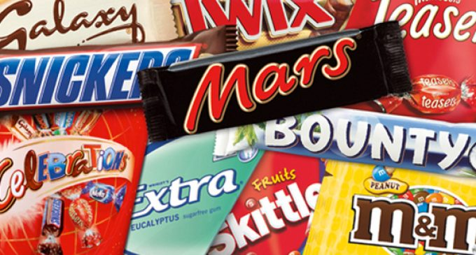 Mars Chocolate Issues Voluntary Recall
