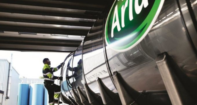 Arla Foods UK Achieves Strong Brand Revenue Growth