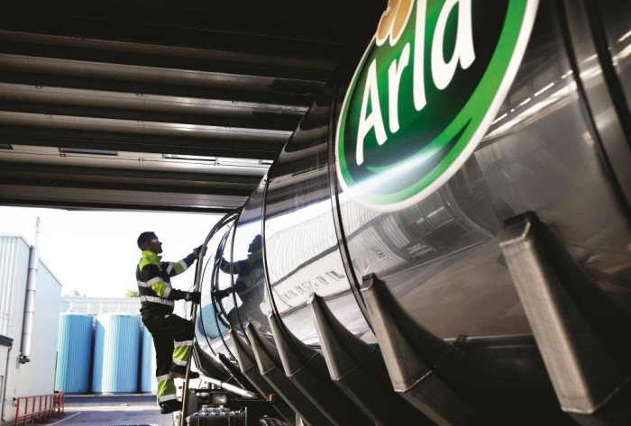 Arla Foods Broadens Its Funding Base