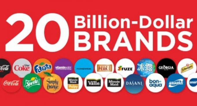 Coca-Cola Company Adds Two More Billion-dollar Brands