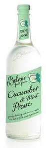 Cucumber- Mint-Pressé