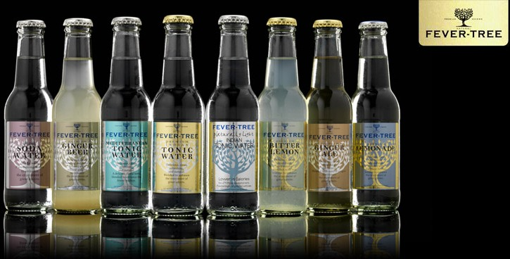 Fever-Tree Continues Strong Growth