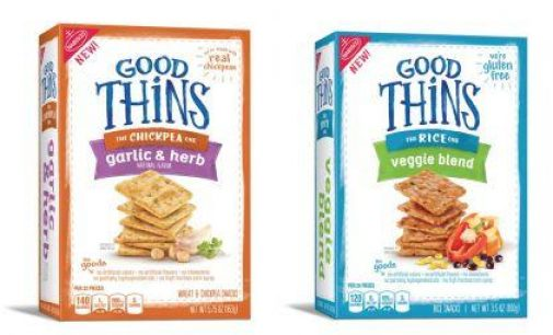 Mondelez International Introduces New Savory Snack Brand