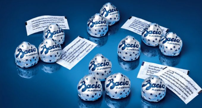 Nestlé to Build Baci Perugina as a Global Brand