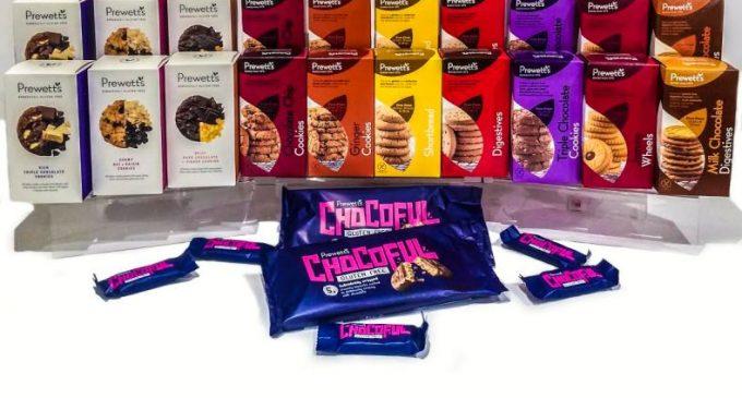 Prewett's Extends Gluten-free Biscuit Range