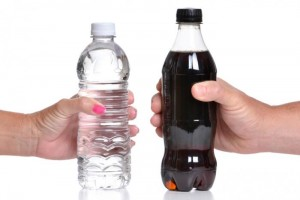 bottled-water-and-bottle-of-cola