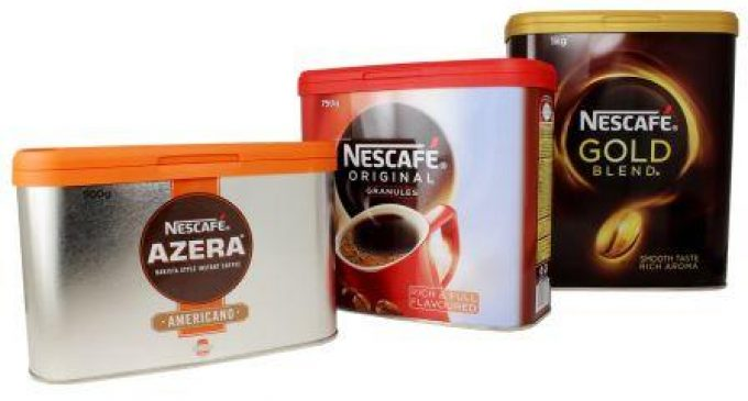 Crown and Nestlé Collaborate to Modernise Coffee Packaging
