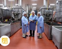 Flowcrete Takes Food Safe Flooring Message to Food and Drink Industry