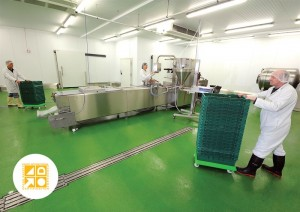 Flowcrete's polyurethane flooring range Flowfresh has recently achieved International HACCP certification.