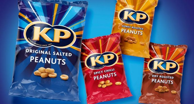 KP Snacks Unveils New Look and Feel For Iconic Nut Brand