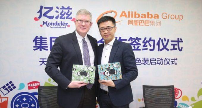 Mondelez International Launches Strategic E-Commerce Partnership with Alibaba Group